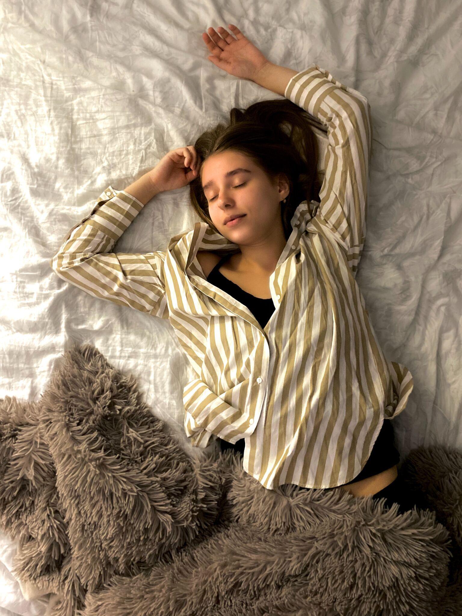 Søvnproblemer - Unge